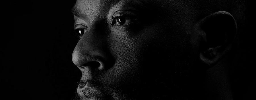 black & white portraiture