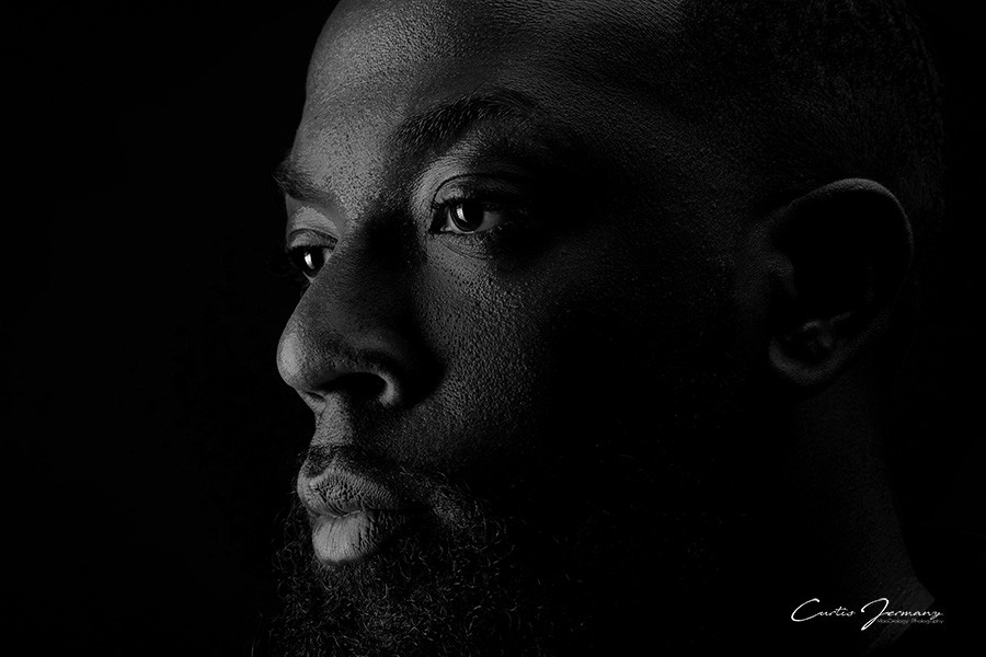 black & white portraiture