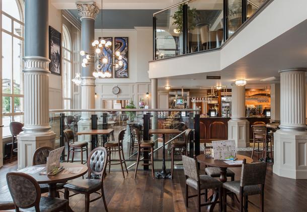 HI Winner of the 'Restaurant & Bar £250k-£500k' category at the Northern Design Awards for The N