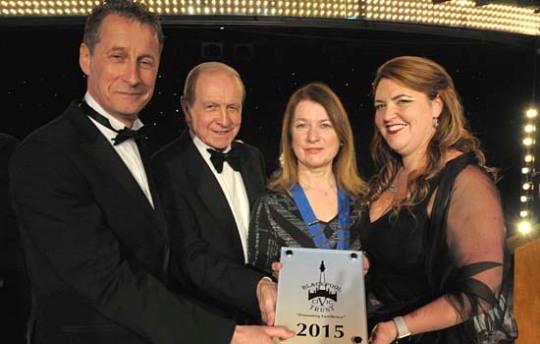 Blackpool Civic Trust Award