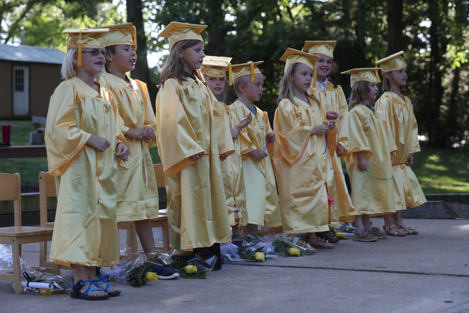OakHaven's End-of-Year Picnic and Graduation