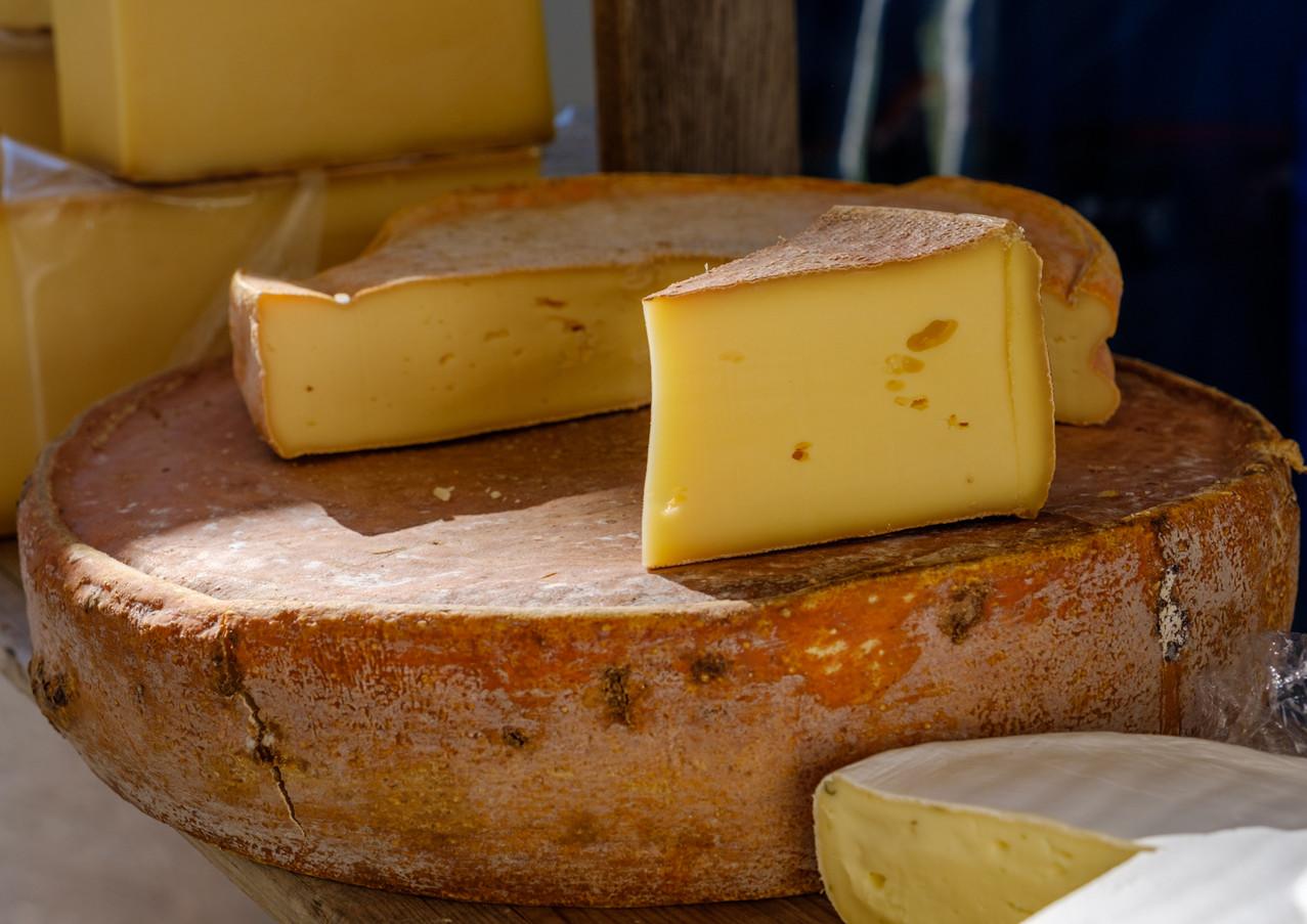 wunderbar gluschtige Käsesorten