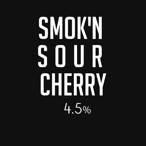 Smok'n Sour Cherry SQUEALER Fill (950ml)