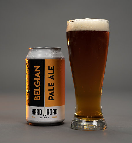Belgian Pale Ale 5.2%ABV 375mL can