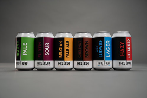 Brewers Choice Mixed Cube of  16 Cans