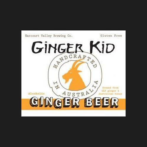 Ginger Kid Ginger Beer 4.5%ABV - GROWLER FILL 1.9L