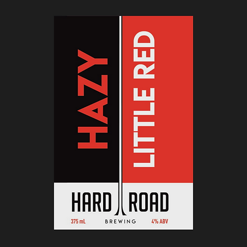Hazy Little Red%ABV 16-Pack 375ml Cans