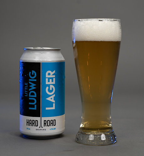 Little Ludwig Lager 4.2%ABV 16-Pack Cans