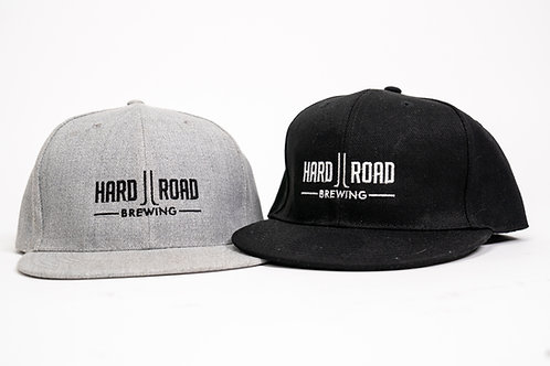 Hard Road Hat, Fitted (No Snap)