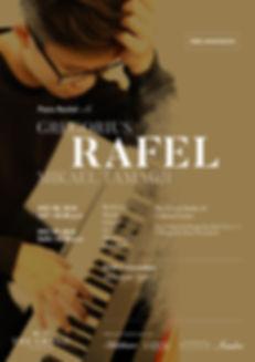 GREGORIUS RAFEL MIKAEL TAMADJI PIANO RECITAL at THE GRAND SIGNATURE PIANO