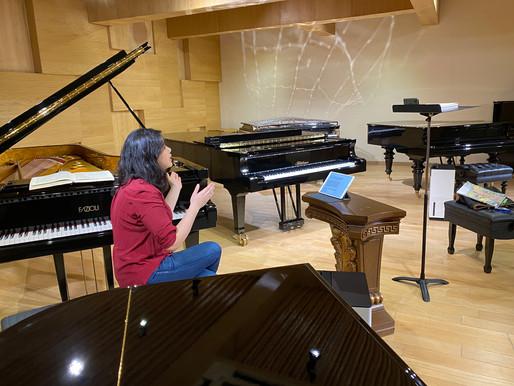 Di Tengah Pandemi, The Grand Dorong Murid Belajar Piano Secara Online