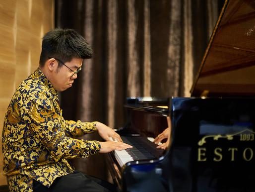 Gelar Piano Recital, Agus Sandjaya Suguhkan Program yang Berbeda
