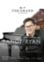 RANDY RYAN PIANO RECITAL at THE GRAND SIGNATURE PIANO