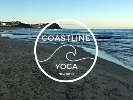 Welcome to Coastline Yoga