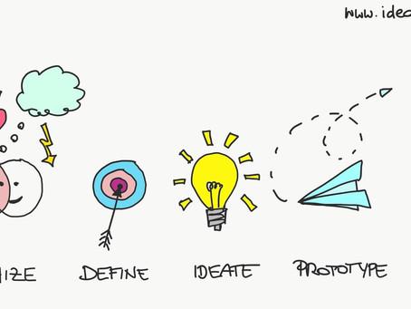 Design Thinking auf dem Weg zu mehr Nachhaltigkeit
