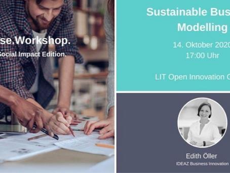 Workshop Sustainable Business Modeling