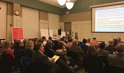 Mount Kisco Comprehensive Plan Public Outreach Kickoff