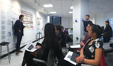 NYIT Graduate Urban Design Final Reviews
