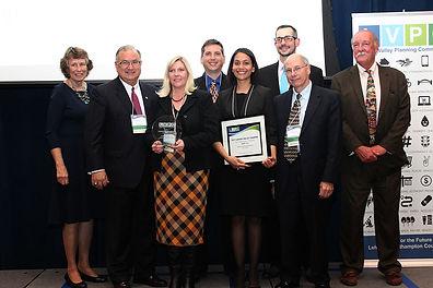 Easton Comprehensive Plan Annual LVPC Award
