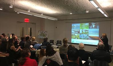 Envisioning Bushwick Inlet Park Seminar #1