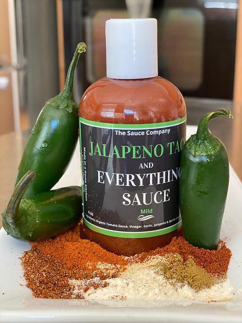 4oz - Jalapeño Taco & Everything Sauce
