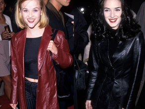 Celebrity Leather Fashion early 2000's