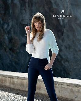 Marble Multi Sweater