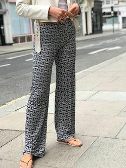 Be Fun Geometric trousers