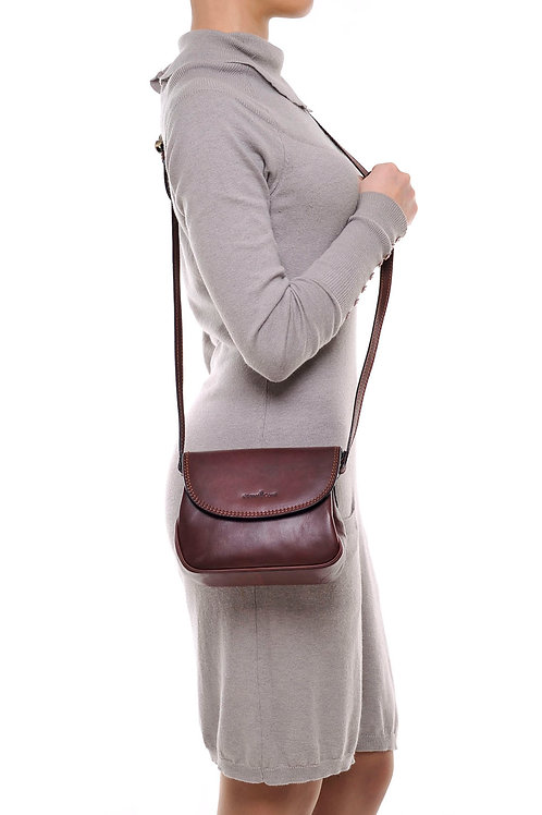 Gianni Conti cross body shoulder bag