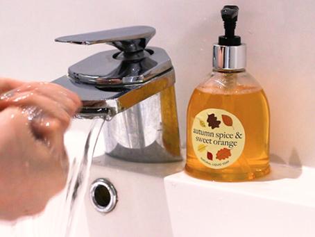 New Soap Recipe - Autumn Spice