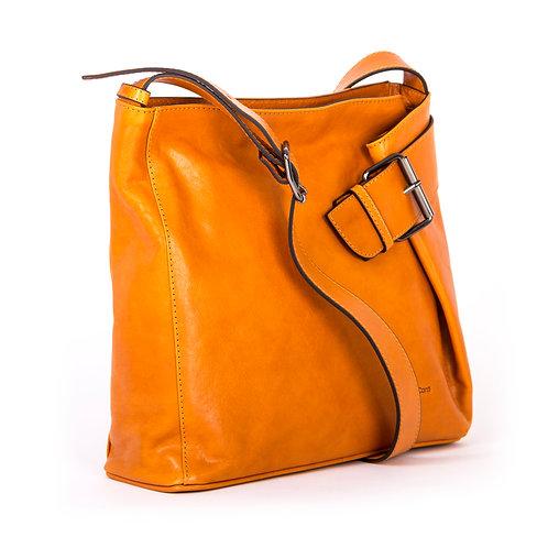Gianni Conti cross body leather bag