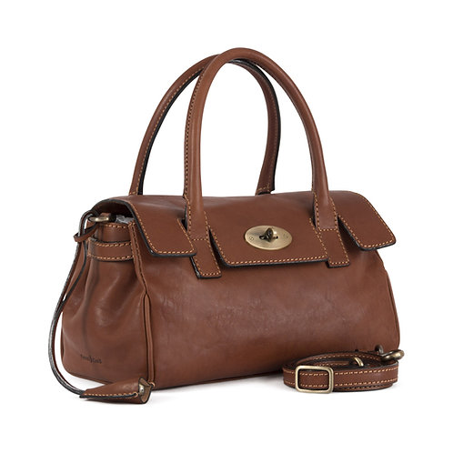 Gianni Conti mini leather handbag