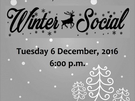 Bristol Women in Finance Winter Social!