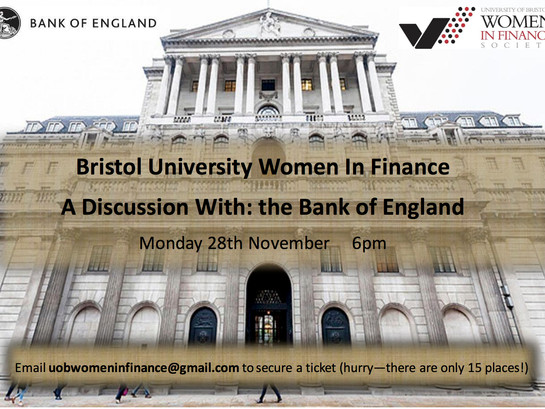 A Discussion With the Bank of England