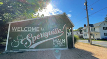 Frederick On The Road: Sperryville, VA