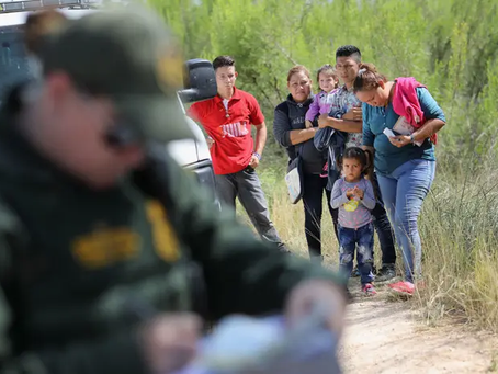 DHS is Collaborating with Private Companies to Track Immigrants