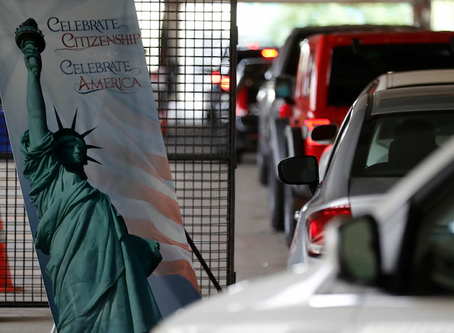 U.S. Citizenship and Immigration Services begging for a Bailout