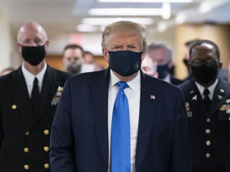 Coronavirus has left President Trump making drastic immigration policies