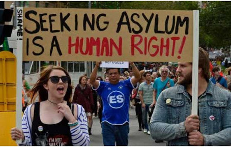 The COVID-19 pandemic in America is Being Used to Target asylum seekers by President Trump