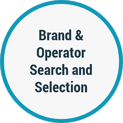 Brand & Operator Search and Selection
