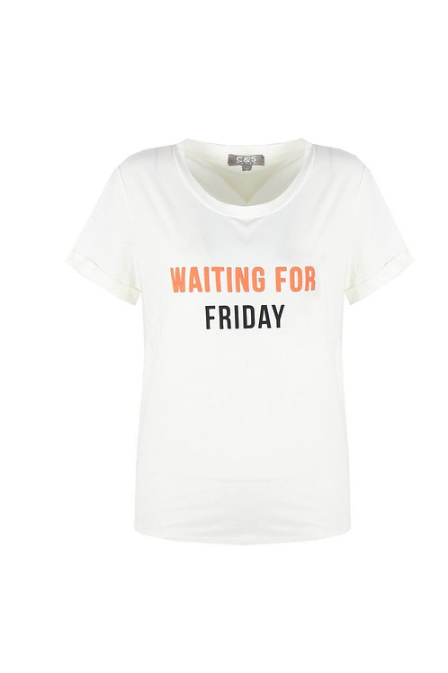 Shirt Waiting For Friday
