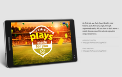 Itaú - plays made for you