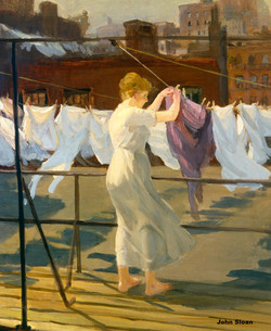 John_Sloan_-_Sun_And_Wind_On_The_Roof_edited