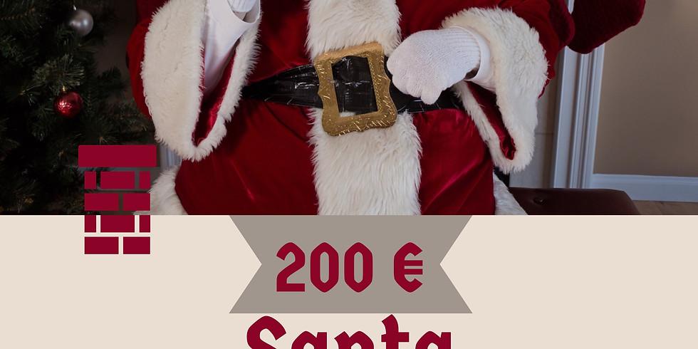 Santa Rabatt 200€ für dein Traumkleid