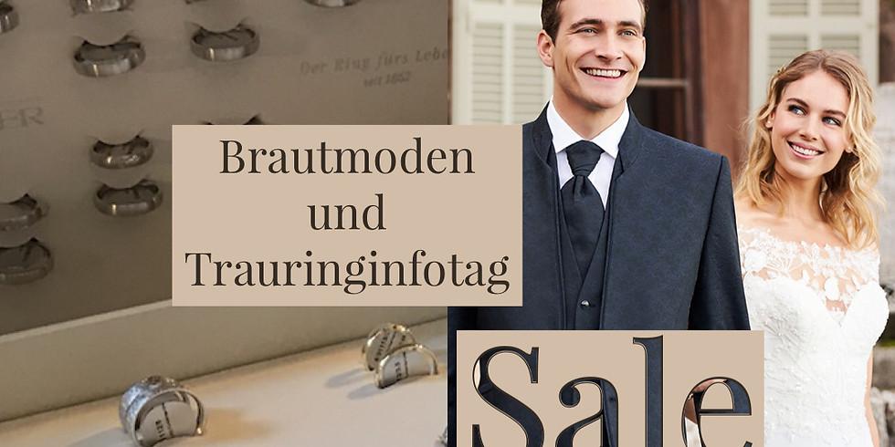 Brautmode - und Trauringe Info Tag