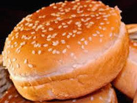 Pan de hamburguesa x 4 u.