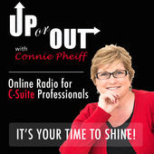 UP OR OUT WITH CONNIE: 4 Traits of Authentic Leadership with James Kelley