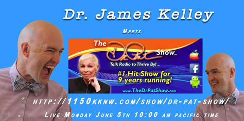 The Dr. Pat Show: Talk Radio to Thrive By!: What Leads One Person to Interview 90 Executives? Dr. Ja