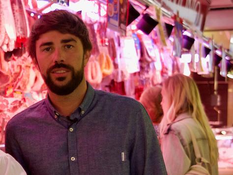 Àlex Cardona - Co-Founder of Aborígens - Barcelona's best food tour company