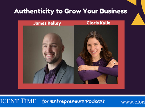 Magnificent Time for Entrepreneur PODCAST: Authenticity to grow your business